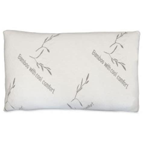 feel my bamboo pillow bamboo size pillow