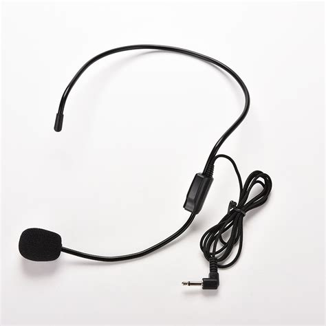Jetting Vocal Wired Microphone Headset Microfone For