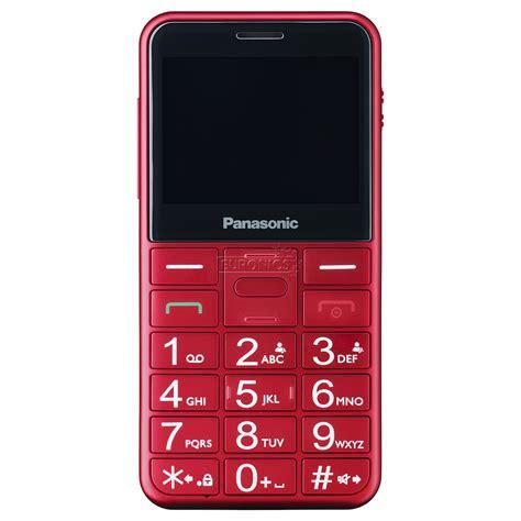 Mobile Phone by Mobile Phone Panasonic Kx Tu150 Dual Sim Kx Tu150exr
