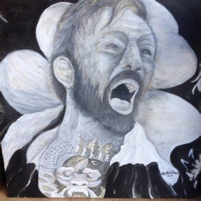 artwork of baby conor mcgregor with white black and white conor mcgregor for sale in tallaght dublin from annbell