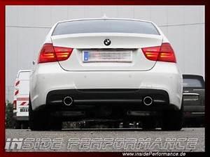 Bmw 335i Performance Auspuff : 3 series bmw e90 e91 e92 e93 w o 335 2x1 tip 335i look ~ Jslefanu.com Haus und Dekorationen