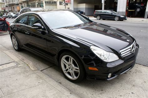 2006 Mercedes-benz Cls-class Cls500 Stock # 120806 For