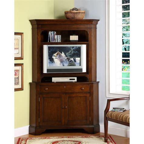 corner tv entertainment center  hutch woodworking