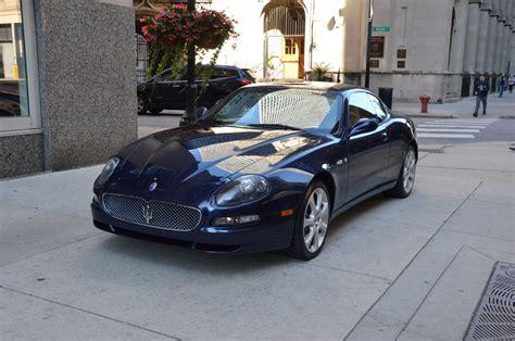 2005 Maserati Coupe Cambiocorsa Cambiocorsa Used Bentley