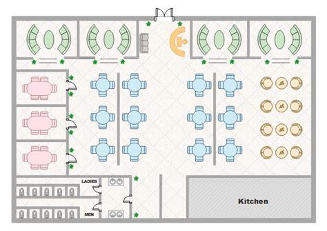 restaurant floor plan  restaurant floor plan templates
