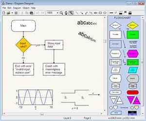 Create Vector Diagrams With Diagram Designer