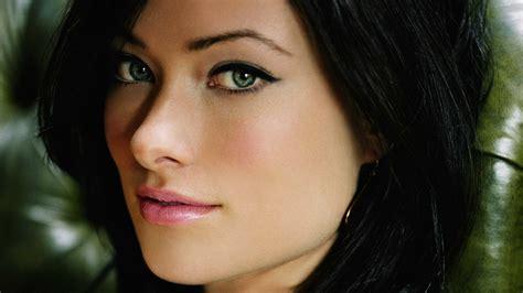 Olivia Wilde Women Actress Face Wallpapers Hd Desktop