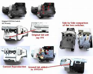 1968 Changing Headlight Switch  Problem - Page 2 - Corvetteforum