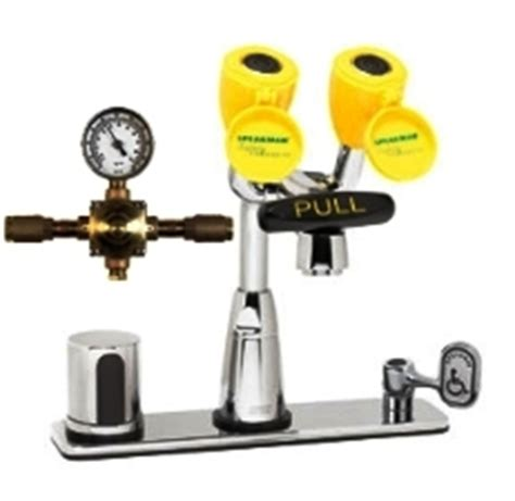 Faucet Eyewash Osha Compliant by Faucet Eyewash Station