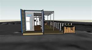 Cargotecture Retail Pop Up Store Shipping Containers For