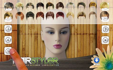 The Hairstyler App