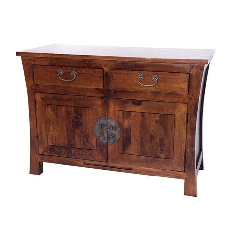 tabouret haut de cuisine bahut chine hévéa meuble bois exotique