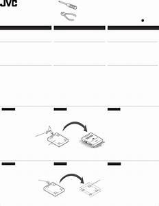 Jvc Stereo Amplifier 0199mnmmdwtkr User Guide