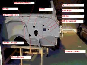 1967 Firewall Hole Identification - The 1947