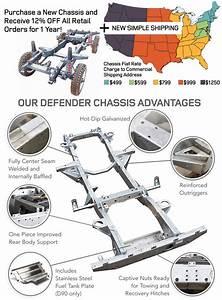 Defender Chassis Frame