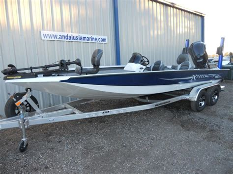 Boat Paint Bass Pro by Andalusia Marine And Powersports Inc New Xpress Boats