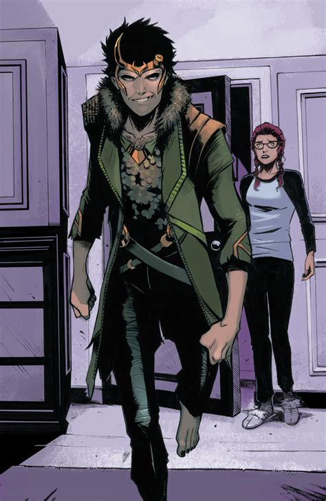 Loki Marvel Comics Database