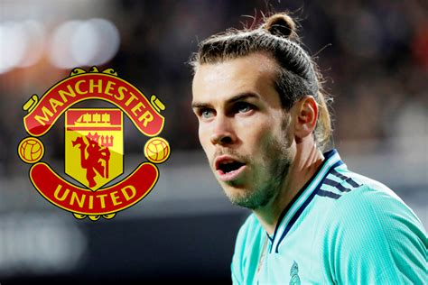 Man Utd and Tottenham transfer boost with Gareth Bale ...