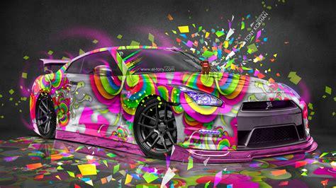 Tony Nissan by Car Tony Kokhan Colorful Nissan Nissan Gtr