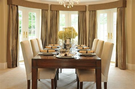 dining room window treatment ideas  home