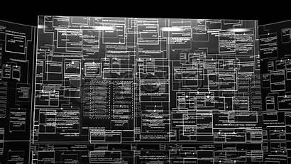 Coding Background Computer Code Desktop Iphone Medium
