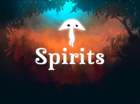 spirits press kit