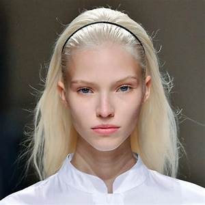 The Top 11 Models With Platinum Hair Elle Canada