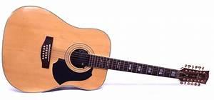 Lot 95  U2013 Eko 12 String Acoustic Guitar  U00ab Guitar Auctions