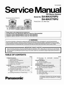 Service Manual Max 770