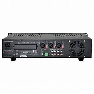 Osd Audio Pa150 Commercial 70v 120 Watt Commercial