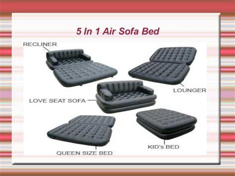 Air Sofa 5 In 1 by Buy 5 In 1 Air Sofa Bed