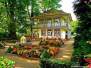 Flower House Ideas And Fair Luxurious Garden Hd Pictures ...