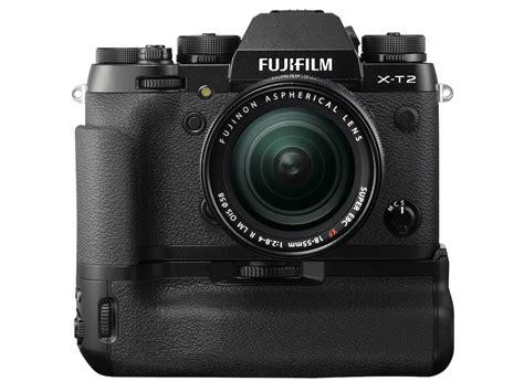 fujifilm new fujifilm x t2 announced with new autofocus system and 4k