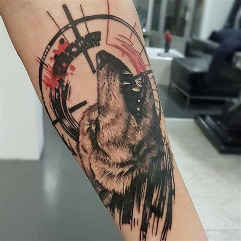 Half A Moon Tattoo Meaning
