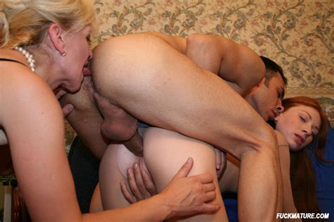 Mature Redhead In Sexy Threesome 2851 Page 4