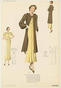 1930s Fashion for Women & Girls | Pictures, Advertisements ...