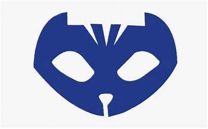 Pj Masks Catboy Clipart Symbols Mask Transparent