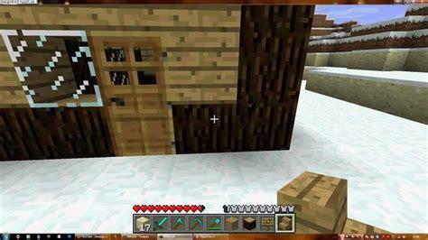 Minecraft Wie Man Ein Gutes Haus Baut!!! Youtube