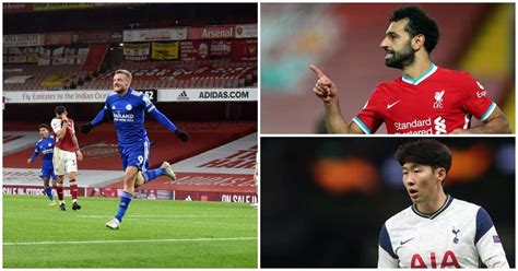 Top 10 Premier League goalscorers after Jamie Vardy winner ...