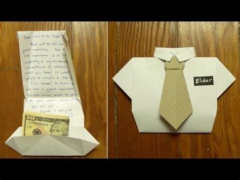 fold  missionary card  dad birthday card  fathers