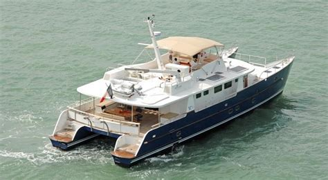 Catamaran Motor Yachts For Sale by Pelicano 24 M Long Range Catamaran For Salesuper Yachts By