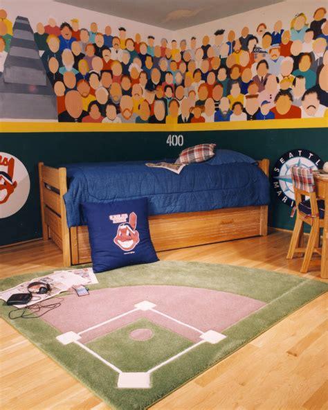 baseball decorations for bedroom baseball theme bedroom traditional other metro