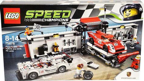 lego speed chions porsche lego 75876 speed chions porsche 919 hybrid and 917k pit set ebay