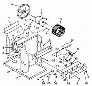 Kenmore 2538771062 Room Air Conditioner Parts