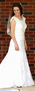 jill dillard wedding dress wwwimgkidcom the image With duggar wedding dresses