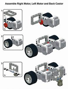This Is My Simple EV3 Robot Design It Is Very Quick To
