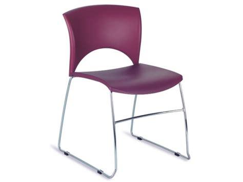 chaise d accueil sona design pas cher