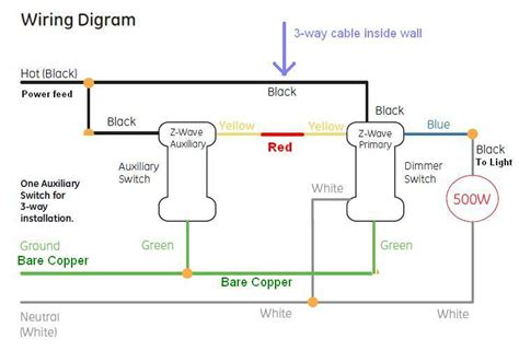 Automated Way Switches What Should Wiring Look Like