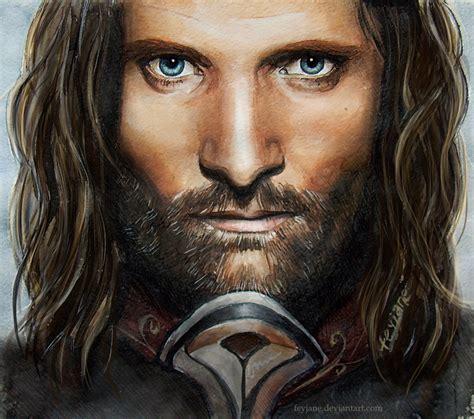 Aragorn By Feyjane On Deviantart