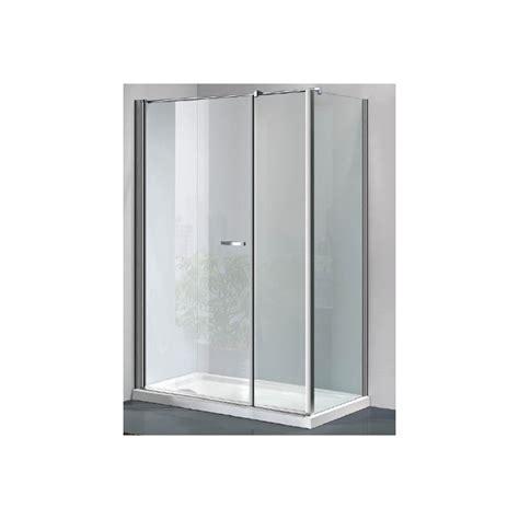 box doccia a parete box doccia a porta battente con parete fissa vendita